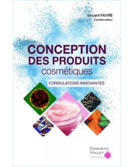 Conception des Produits Cosmétiques – Formulations Innovantes