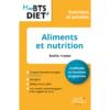 Aliments et nutrition - Emilie Fredot - BTS DIET