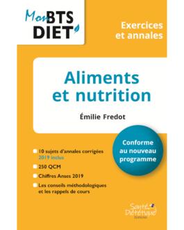 Aliments et nutrition – Emilie Fredot