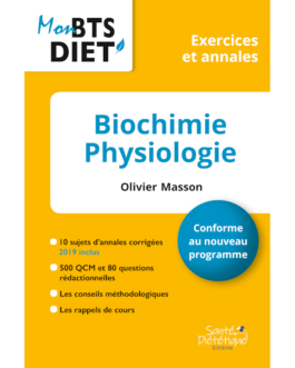 Biochimie Physiologie – Olivier Masson